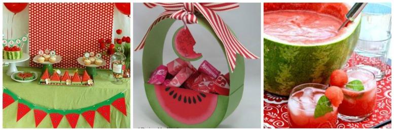 festa melancia