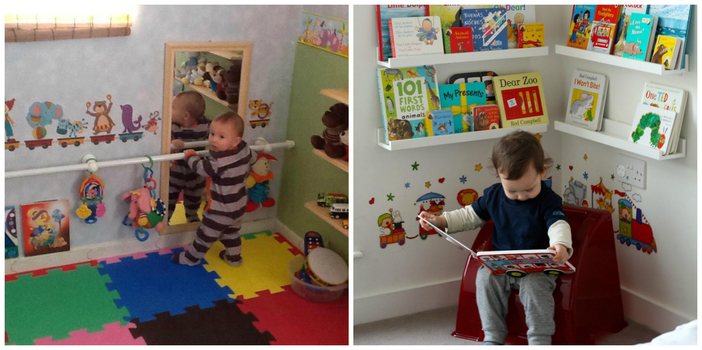 Montessori Olidecore ~ Quarto De Bebê Montessoriano E Quarto Para Adolescentes