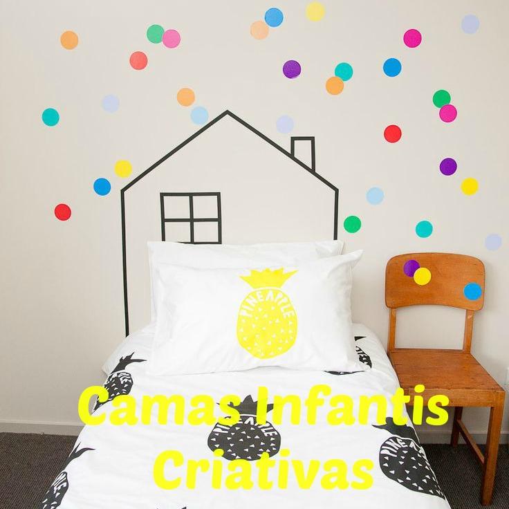 camas infantis criativas