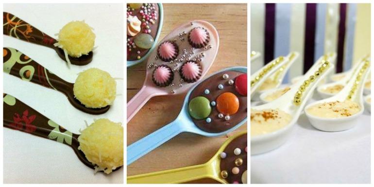 Pequenas doses de açúcar, doces na colher é puro amor e simplicidade. Fácil, prático e delicioso, sua mesa vai ficar linda.