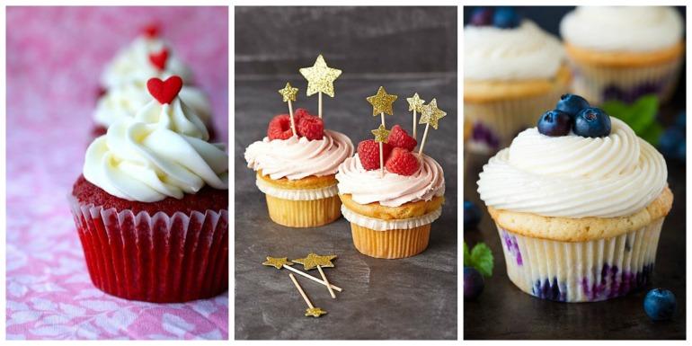 Cupcakes já não são mais novidades, a febre já passou, mas que quando são avistados já animam os convidados, isso é verdade.