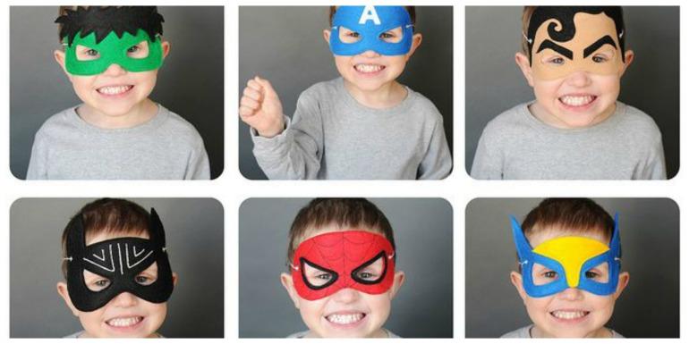 super herois 5