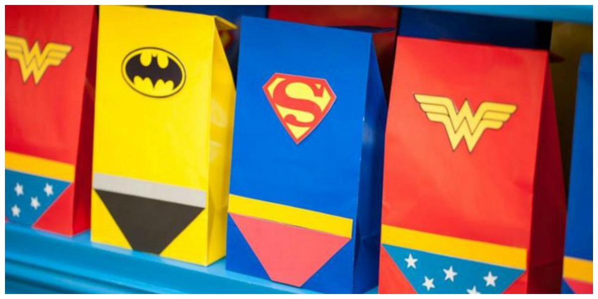 Festa Infantil | Super Heróis