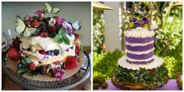 Apaixonada por esses modelos de bolo. Mas,  não tem mistério, apenas usar flores para decorar e ficará lindo.