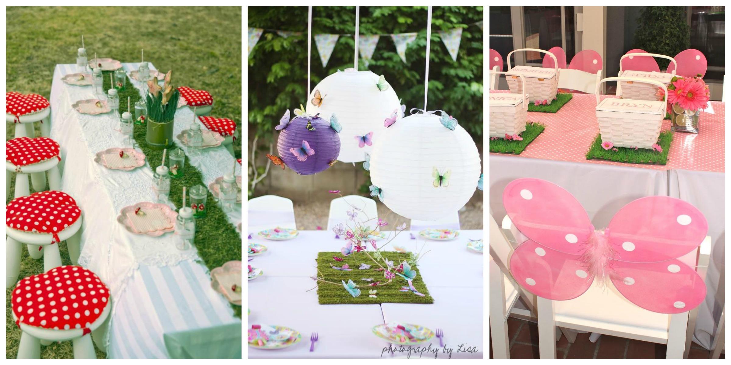 ideias de festa infantil jardim encantadofesta de criança